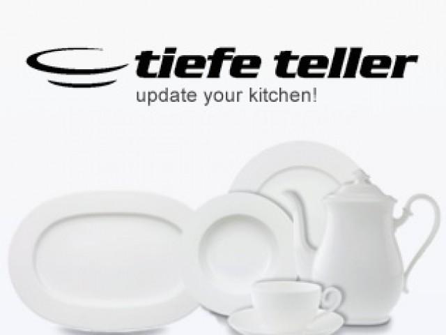 Tiefe-Teller – Magento-Shop-Entwicklung